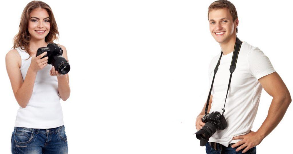 Curso de fotografia para jovens e adolescentes