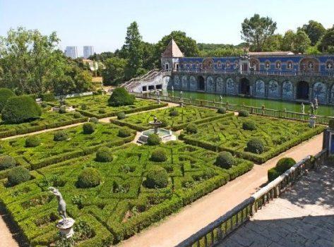 O Palácio e os seus azulejos – iconografia, mitologia e alegoria