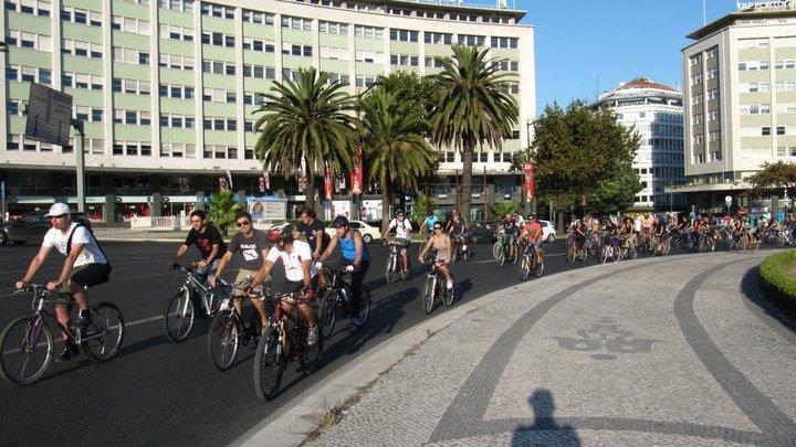 Massa Crítica – Bicicletada