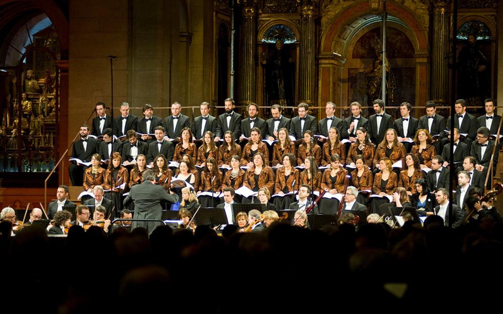 Vésperas de Rachmaninov