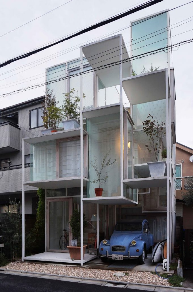 Sou Fujimoto | Futuro Doméstico Primitivo