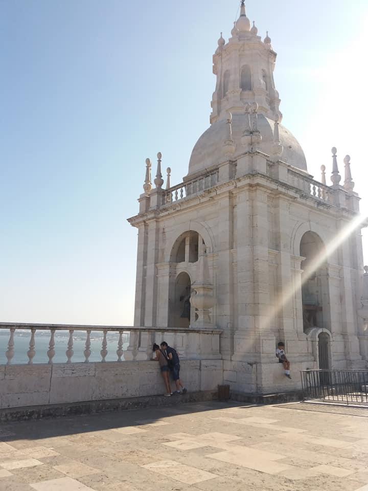 Visitas ao Mosteiro de São Vicente de Fora