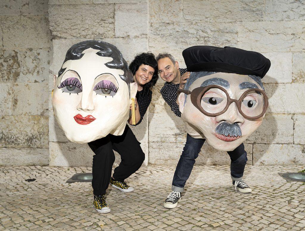 The choices of Luís Vieira and Rute Ribeiro