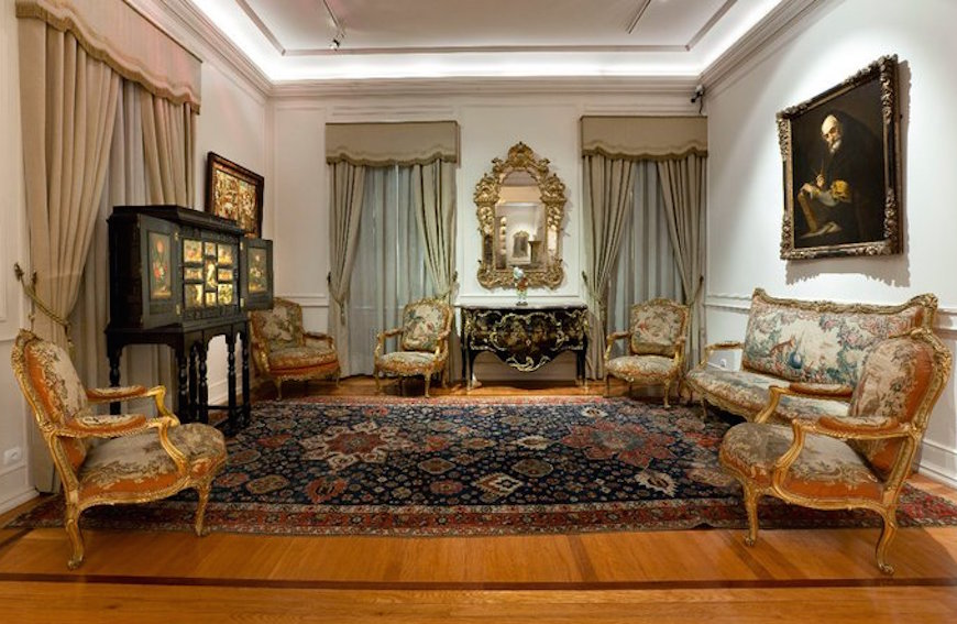 Entrada gratuita na Casa-Museu Medeiros e Almeida