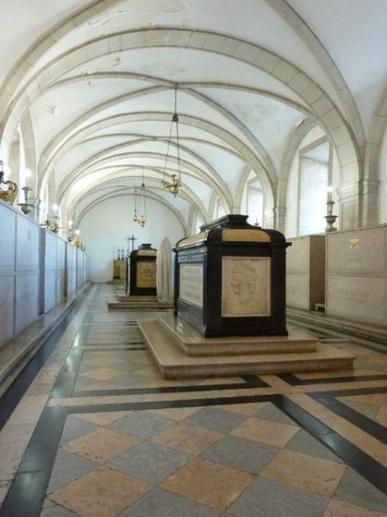 Visitas temáticas ao Mosteiro de São Vicente de Fora