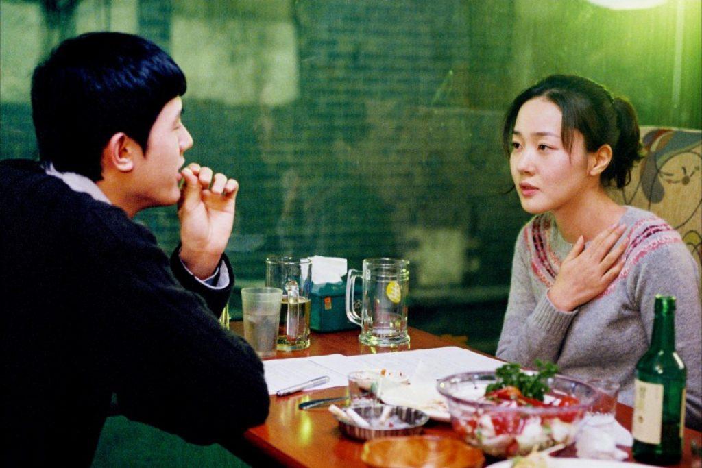 As Variações de Hong Sang-Soo